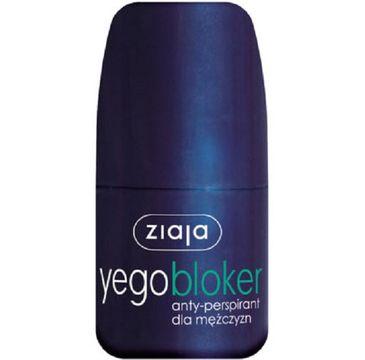 Ziaja Yego Bloker anty-perspirant dla mężczyzn w kulce 60ml