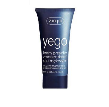 Ziaja Yego krem przeciwzmarszczkowy dla mężczyzn 50ml