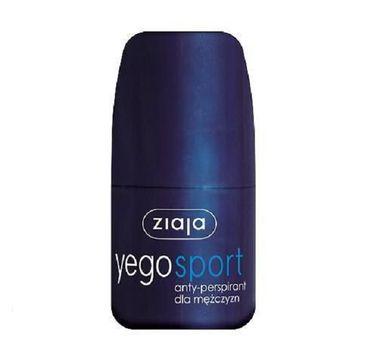 Ziaja Yego Sport anty-perspirant dla mężczyzn 60ml