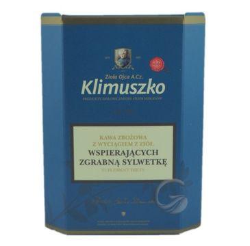 Zioła Ojca Klimuszko Kawa Zbożowa z wyciągiem z ziół wspierających zgrabną sylwetkę 200g