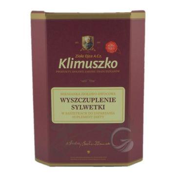 Zioła Ojca Klimuszko Wyszczuplenie Sylwetki mieszanka ziołowo-owocowa suplement diety 20 saszetek