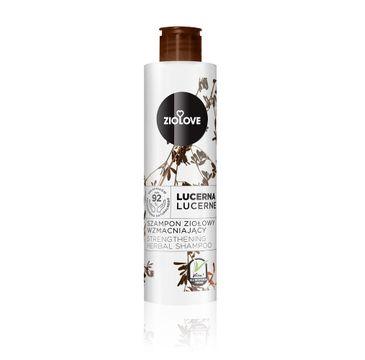 Ziolove – Lucerna wzmacniający szampon ziołowy (250 ml)