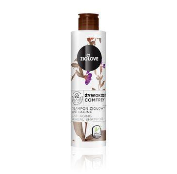Ziolove – Żywokost szampon ziołowy przeciw oznakom starzenia się włosów (250 ml)