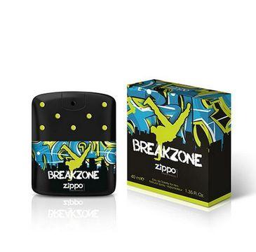 Zippo BreakZone for Him woda toaletowa spray (40 ml)