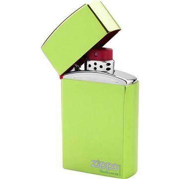 Zippo Pour Homme Green woda toaletowa z możliwością napełnienia spray 50ml