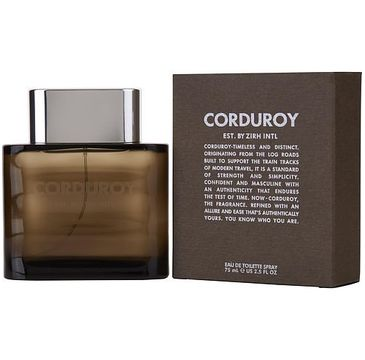 Zirh Corduroy woda toaletowa spray (75 ml)