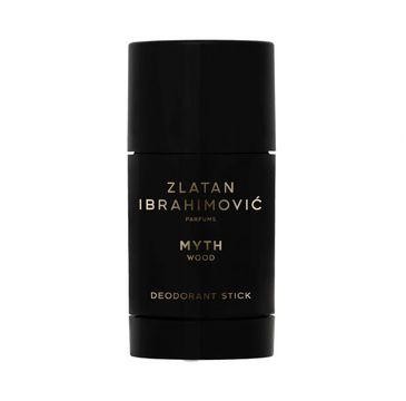 Zlatan Ibrahimović Myth Wood dezodorant sztyft 75ml