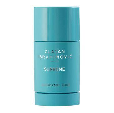 Zlatan Ibrahimović Supreme Pour Home dezodorant sztyft 75ml