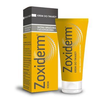 Zoxiderm – Krem do skóry wrażliwej i łojotokowej (30 ml)