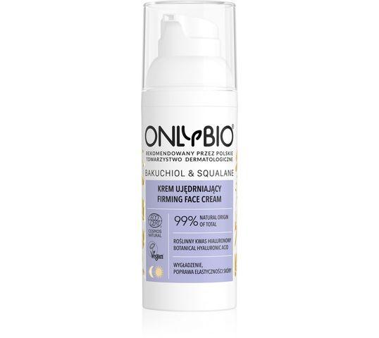 OnlyBio – Bakuchiol & Skwalan krem ujędrniający do twarzy (50 ml)