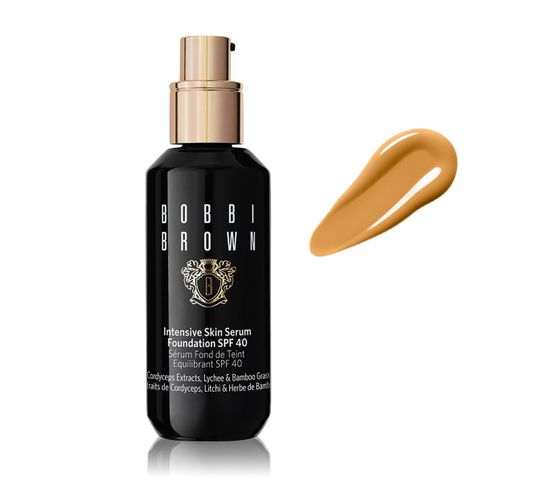Bobbi Brown – Intensive Skin Serum Foundation SPF40 nawilżający podkład do twarzy z pompką W-056 Warm Natural (30 ml)