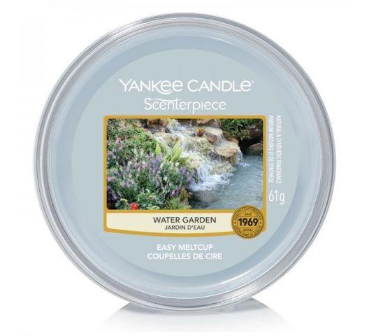 Yankee Candle – Scenterpiece Easy Melt Cup wosk do elektrycznego kominka Water Garden (61 g)