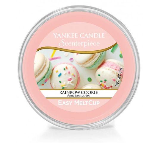 Yankee Candle – Scenterpiece Easy Melt Cup wosk do elektrycznego kominka Rainbow Cookie (61 g)