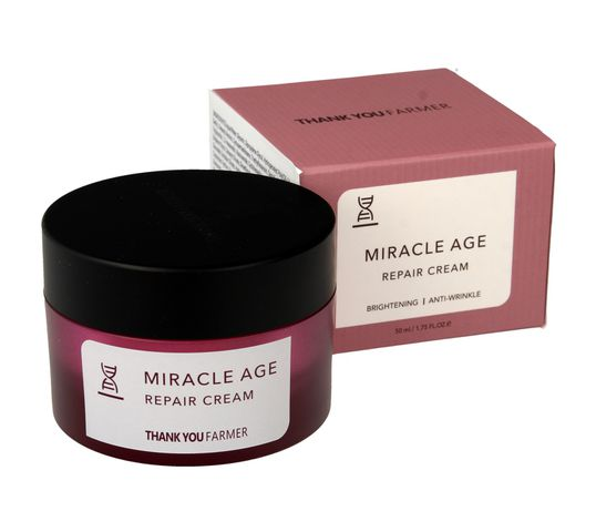 Thank You Farmer True Miracle Age Repair Cream – krem do twarzy (50 ml)