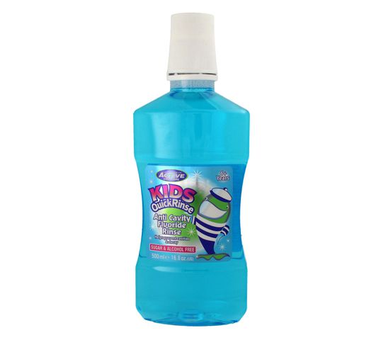 Active Oral Care Quick Rinse płyn do płukania ust dla dzieci 500ml