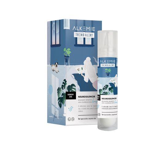 Alkemie Harmony Zone Neurosilencer Biomimetic Sensitive and Couperose Skin Booster biomimietyczna emulsja do cery wrażliwej i naczynkowej 30ml