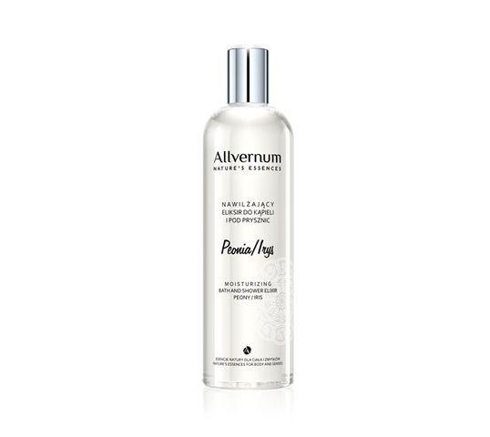 Allvernum Nature's Essences eliksir do kąpieli i pod prysznic peonia-irys 500 ml
