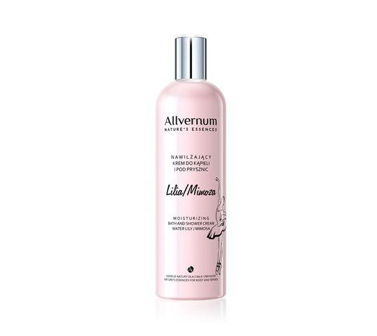 Allvernum Nature's Essences krem do kąpieli i pod prysznic lilia-mimoza 500 ml