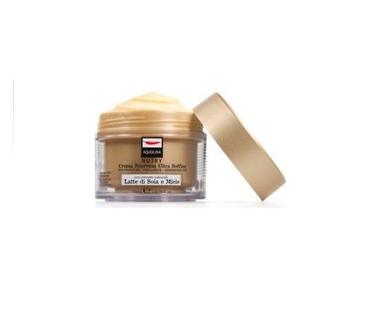Aquolina Nutry Supreme Ultra Soft Cream krem do ciała Mleko Sojowe i Miód 200ml