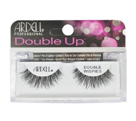 Ardell Double Up Wispies 1 para sztucznych rzęs Black