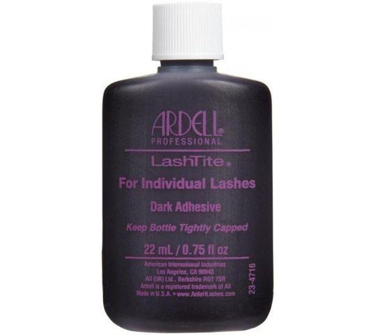 Ardell LashTite Individual Eyelash Adhesive klej do kępek rzęs Dark 22ml