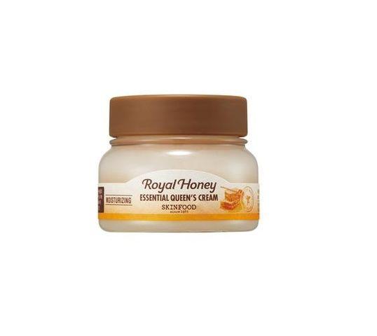 Skinfood – Royal Honey Essential Queen's Cream nawadniający krem do twarzy z miodem (70 ml)