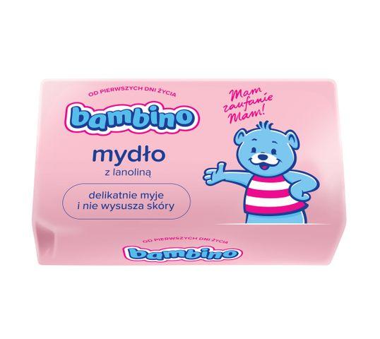 Bambino mydło w Kostce dla dzieci i niemowląt 90 g