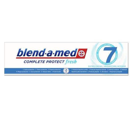 Blend-a-med Complete Protect 7 Extra Fresh pasta do zębów (100 ml)