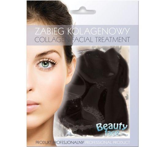 Beauty Face Collagen Facial Treatment maska kolagenowa antybakteryjna