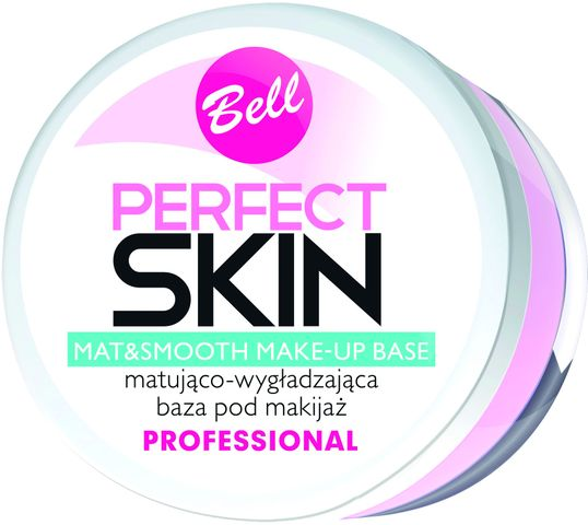 Bell Perfect Skin Professional baza pod makijaż Mat & Smooth nr 10 12 g