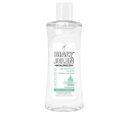 Biały Jeleń Żel do mycia twarzy hipoalergiczny łagodzący 175 ml
