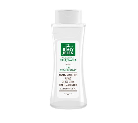 Biały Jeleń żel pod prysznic naturalny (250 ml)