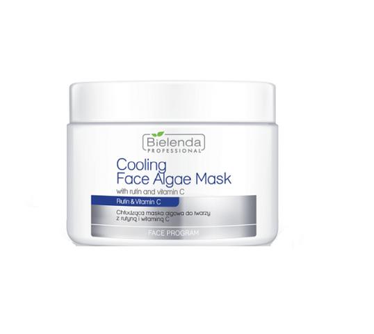 Bielenda Professional Face Program Chłodząca maska algowa z rutyną i witaminą C (190 g)