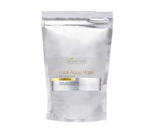 Bielenda Professional Face Program Opakowanie uzupełniające - maska algowa z koloidalnym złotem (190 g)