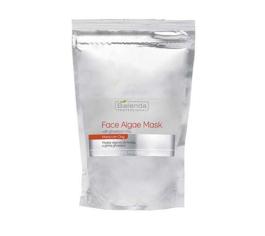 Bielenda Professional Face Program Opakowanie uzupełniające - maska algowa z glinką ghassoul (190 g)