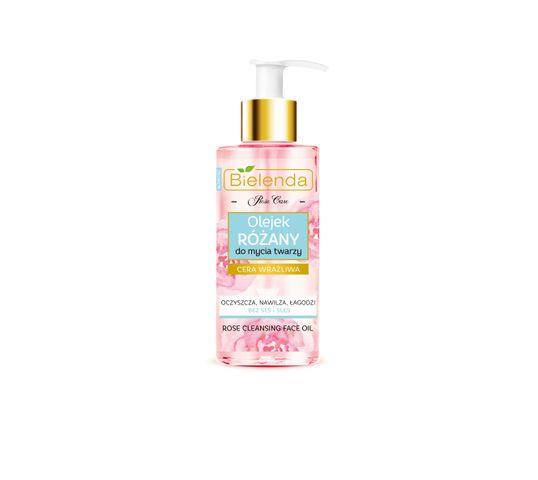 Bielenda Rose Care - olejek różany do mycia twarzy (140 ml)