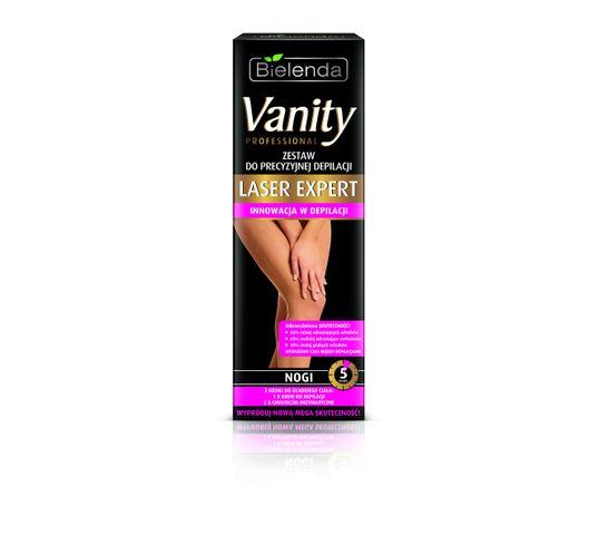 Bielenda Vanity Laser Expert Krem do depilacji nóg  100 ml