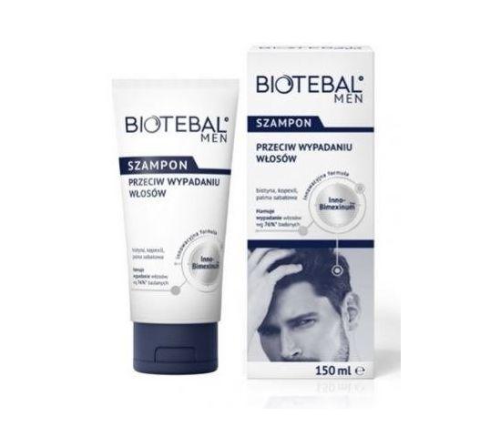 Biotebal – Szampon dla mężczyzn przeciw wypadaniu włosów (150 ml)