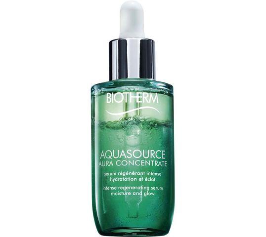 Biotherm Aquasource Aura Concentrate – serum nawilżająco-regenerujące do twarzy (50 ml)