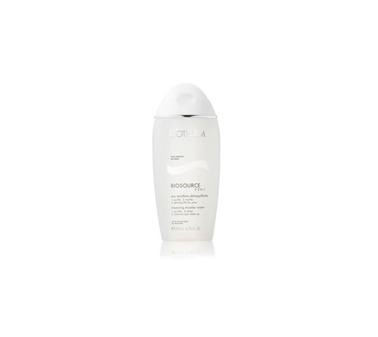 Biotherm Biosource eau micellaire demaquillante visage&yeux woda micelarna 3 w 1 (200 ml)