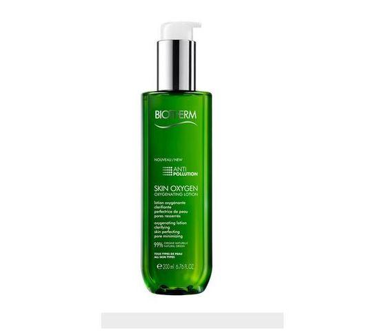 Biotherm Skin Oxygen Anti-Pollution Oxygenating Lotion oczyszczający tonik do twarzy 200ml