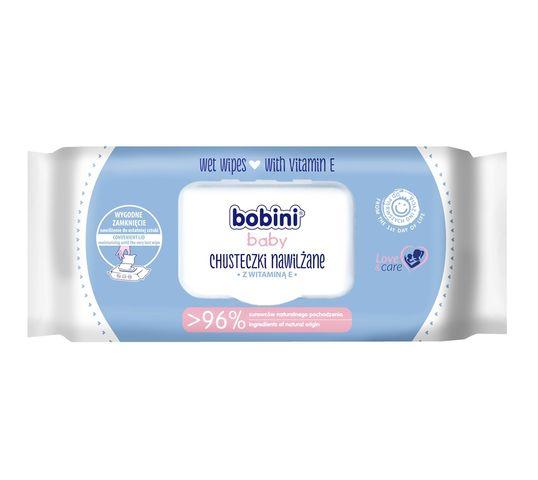 Bobini Baby Chusteczki nawilżane dla dzieci i niemowląt 70szt