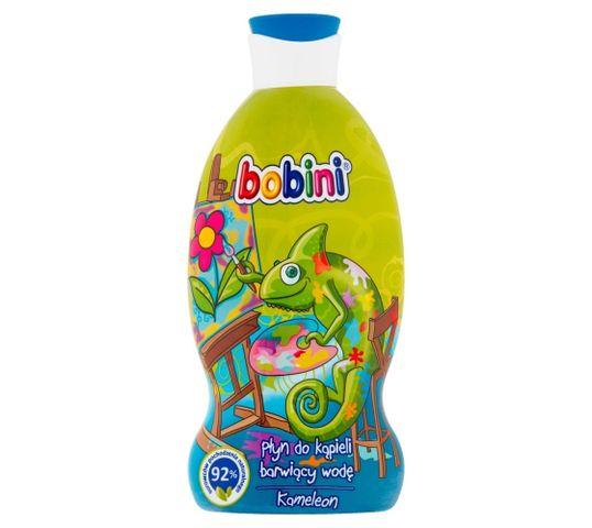 Bobini Płyn do kąpieli barwiący wodę Kameleon 330ml