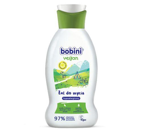 Bobini Vegan Hypoalergiczny żel do mycia ciała 200ml