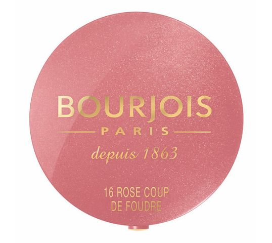 Bourjois Little Round Pot Blusher róż do policzków 16 Rose Coup De Foudre 2,5g