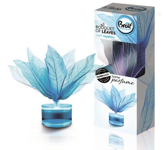 Brait Bouquet of Leaves Night Sapphire  listki odświeżające powietrze 50 ml