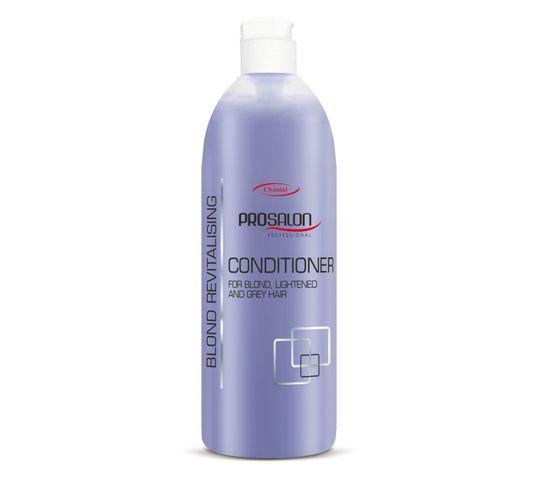 Chantal Prosalon Blond Revitalising Conditioner odżywka do włosów blond rozjaśnianych i siwych 500g