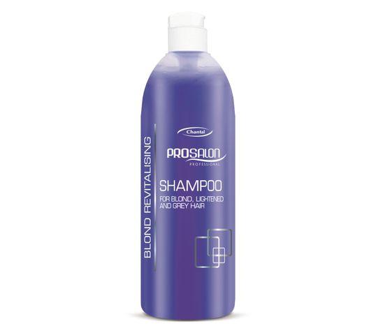 Chantal Prosalon Blond Revitalising Shampoo szampon do włosów blond rozjaśnianych i siwych 500g