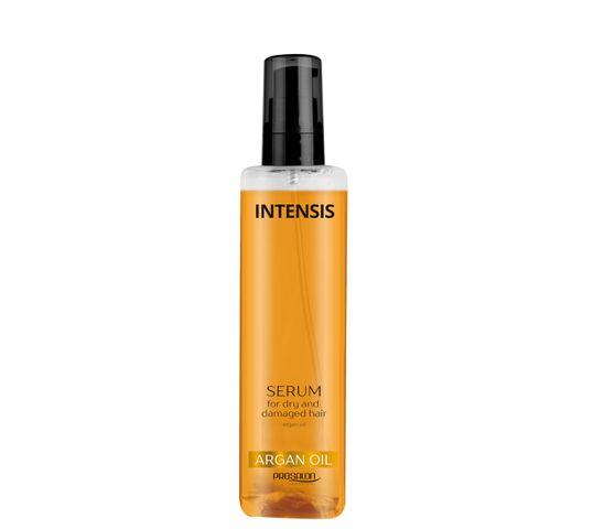 Chantal Prosalon Intensis Serum For Dry And Damaged Hair serum do włosów z olejkiem arganowym 100ml