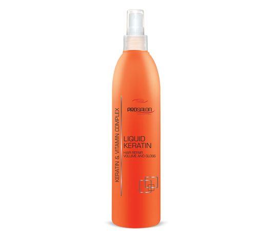 Chantal Prosalon Liquid Keratin Hair Repair Volume And Gloss keratyna w płynie 275g